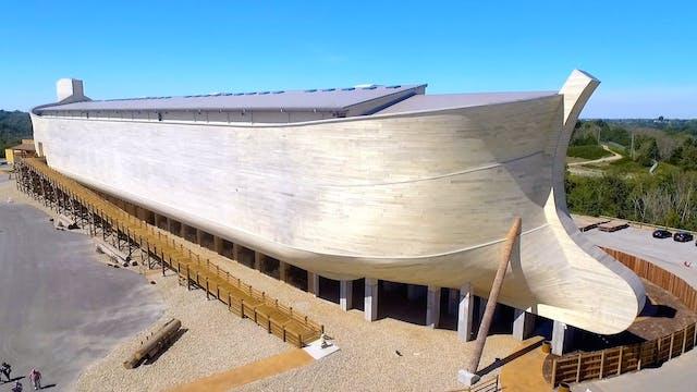 Ken Ham's Ark - The Way of the Master...