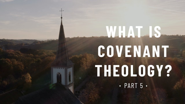 What is Covenant Theology? (Part 5) - AG Rebuild: Emilio Ramos