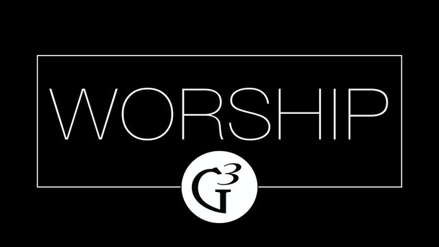Worship - G3 Conference (2020)