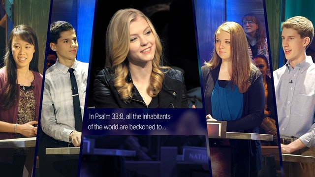 Primaries, Semi-Finals, Round 1 - Ep. 7 - National Bible Bee Gameshow