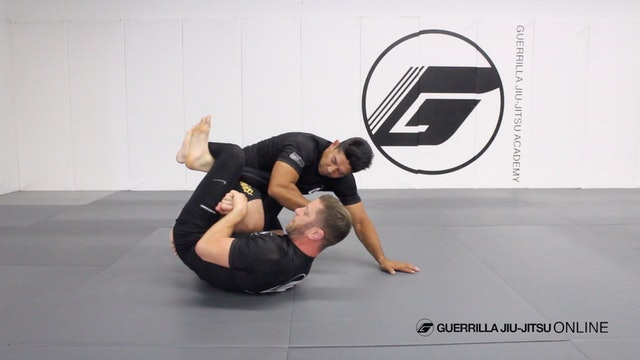 Counter the Leg Drag with a Calf Slicer.