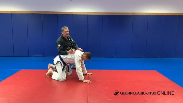 Reverse Omoplata - Lesson 2