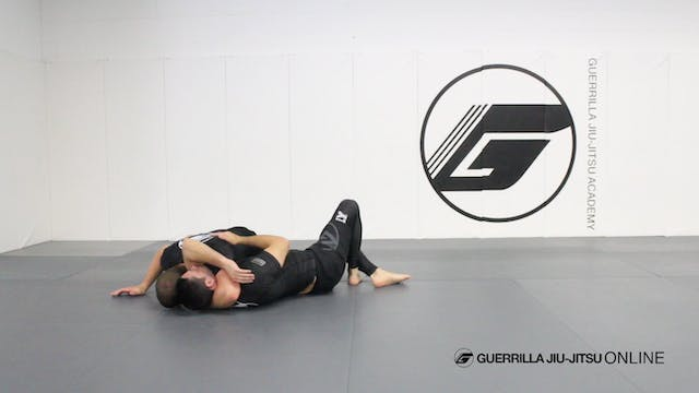 Half Guard - One Armed Arm Triangle C...