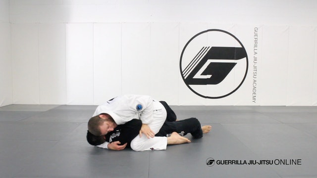 Rude Mount - Part 2 - Use the Knee Wedge to Gain Elbow Line