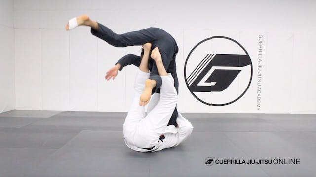Developing De la Riva Guard Part 1 - ...