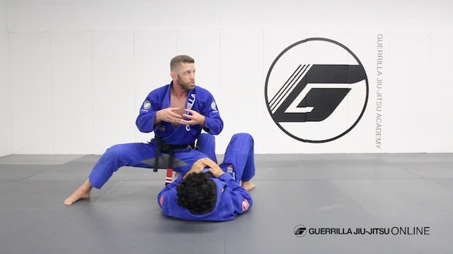 Q&A - How do you finish the North South Choke?