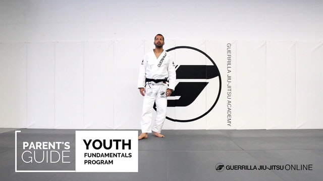 Parents Guide - Low Headlock Counter
