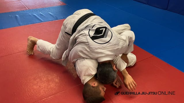 Double Collar Back System Lesson 3: T...