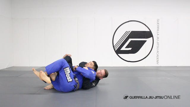 Counter Single Leg Deep Half Guard to...