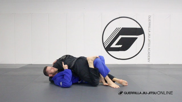Half Guard - Counter the Right Pass Tip - Closed Guard Recovery