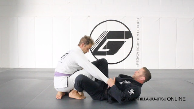 Dynamic Lasso Guard Part 5 - How to Beat a Tight Combat Base to Triangle Choke