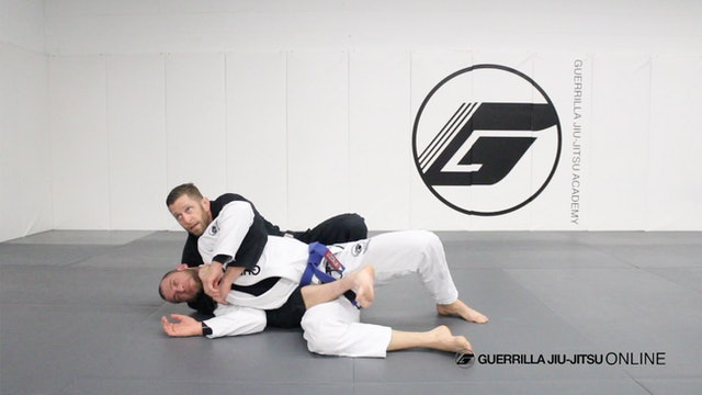 Beginner's Essentials - Simple Choke from the Back