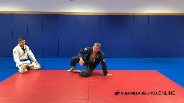 Back Control For Kids - Lesson 1