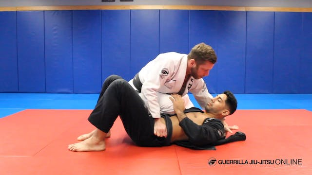 Baseball Bat Choke with Lapel Wrap