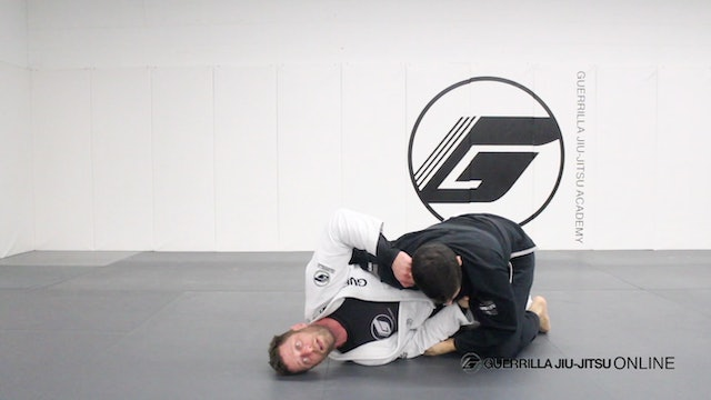 Half Guard - Bottom Under Hook Recovery Drill