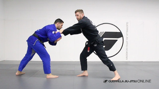 "Essential Takedowns - The ""1,2"" Collar Drag"