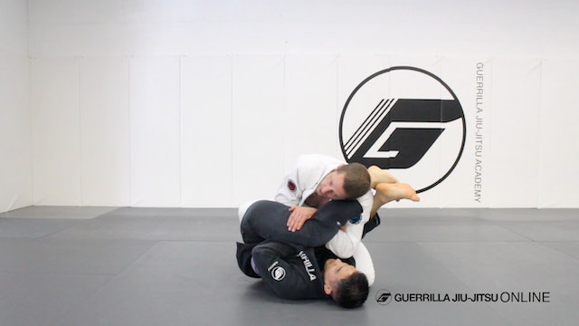 Beginner Essentials - Closed Guard Armbar Defense and Counter