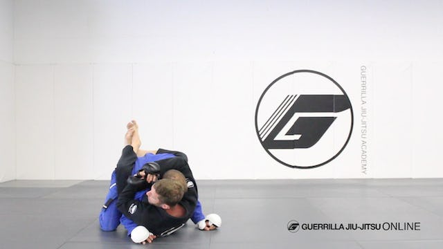 Combative Distance Thread - Part 3 - Damage Control Clinch in Closed Guard