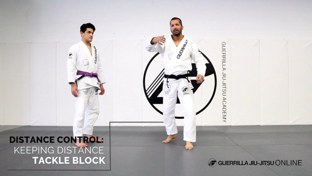 Parents Guide - Tackle Block