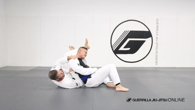 S-Mount - Untie the Defense to crossbody Omoplata