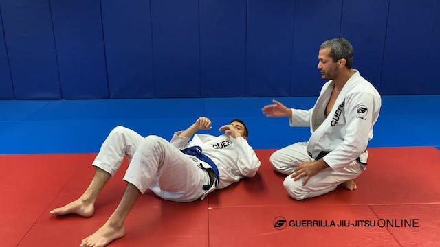 Double Collar Back System Lesson 1: C...