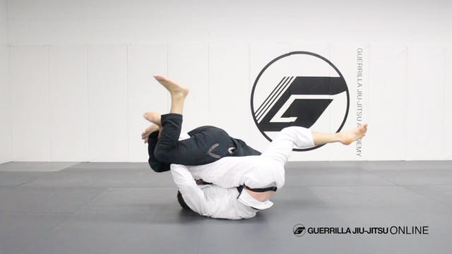 Half Guard - Counter the Under Hook t...