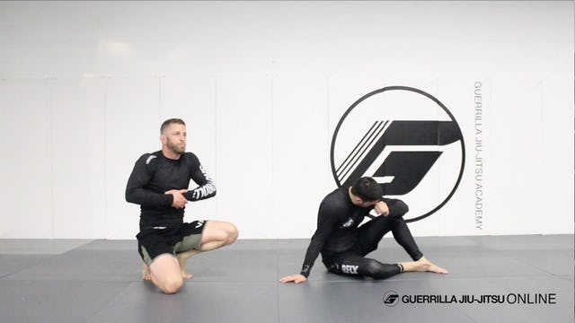 Part 2: Countering the Under Hook with the High Elbow Guillotine