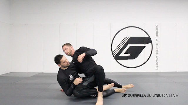 Creating Predictable Scrambles Part 1 - Knee Cut Blast to Guillotine Choke
