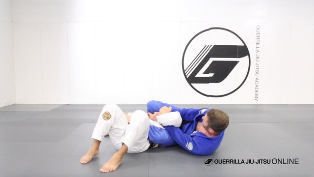 """Flash of the Blade"" - Advanced Kimura Armbar From the Back Details"