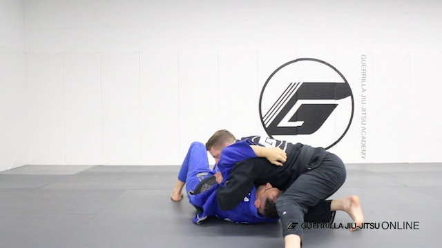 Side Control - Over Hook to Kimura