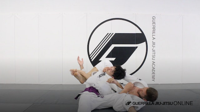 Kids Fundamentals - Bow and Arrow Choke from the Back