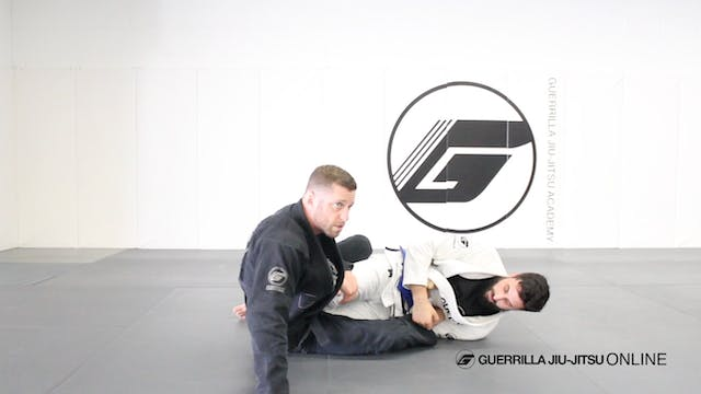Basic Straight Ankle Lock - Escape to...
