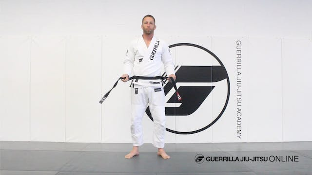 How to Tie the Belt - Quick and Easy ...