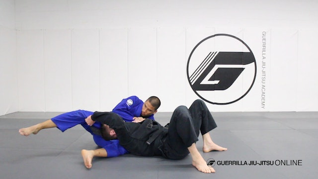Counter the Kimura from Side Control to Armbar - Part 1