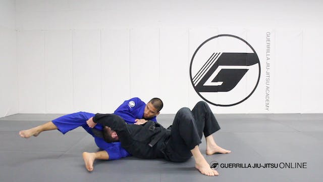 Counter the Kimura from Side Control ...