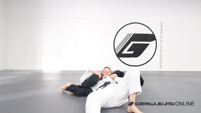 Escape the Kimura Grip Crucifix to Ar...