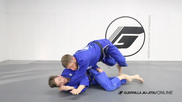 Q&A - How to Counter the Ultimate Knee on Belly Counter to the Back