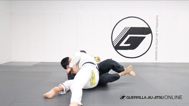 Troubleshooting the Knee Cut Pass - Get your foot out