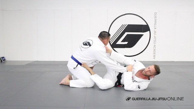 Beginner's Essentials - Closed Guard Scissor Sweep