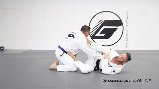 Beginner's Essentials - Closed Guard Scissor Sweep