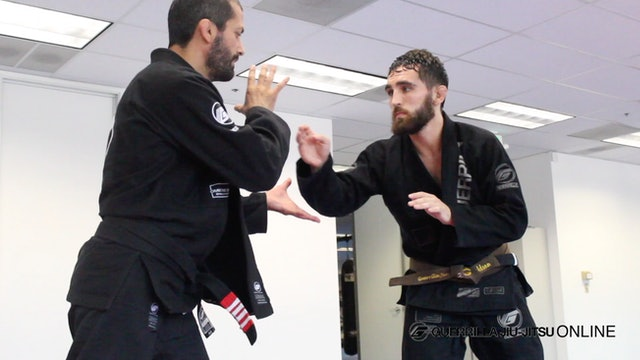 Instructor Training with Dave Camarillo Part 2 - Grip Fighting