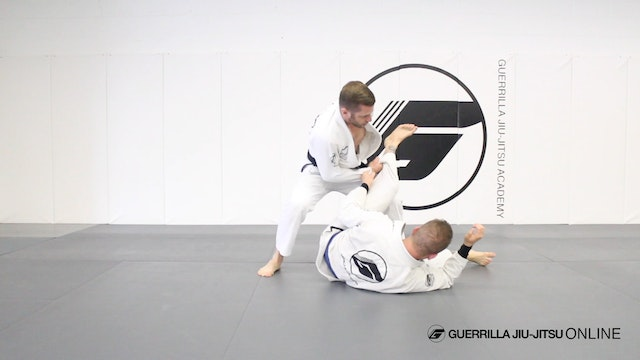 Kill the Spider Guard to Leg Drag