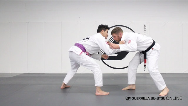 Competition Takedowns