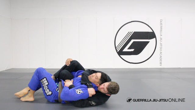 Reverse de la Riva Guard - Long Step ...