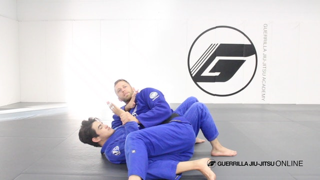 "Side Control - ""Armhunter"" Near Side Armlock"