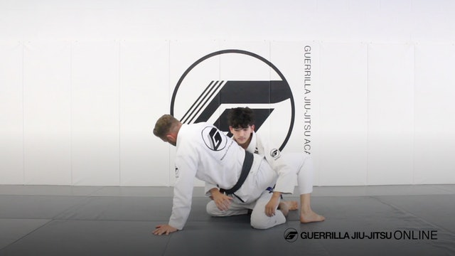 Kids Fundamentals - Sit Up Sweep