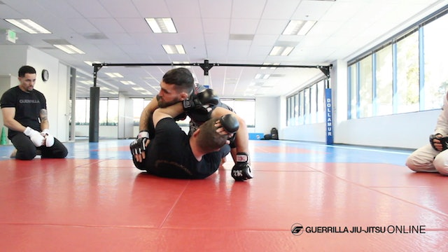 Knee Shield Half Guard - Counter Strikes Part 2