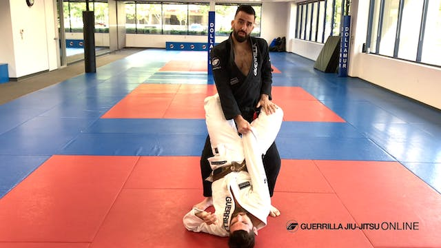 Closed Guard - Nelly Guard Break