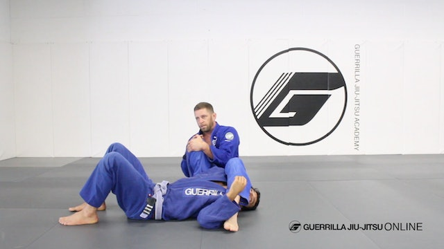 Alternative Arm Bars from Side Control - Near Side Arm Bar
