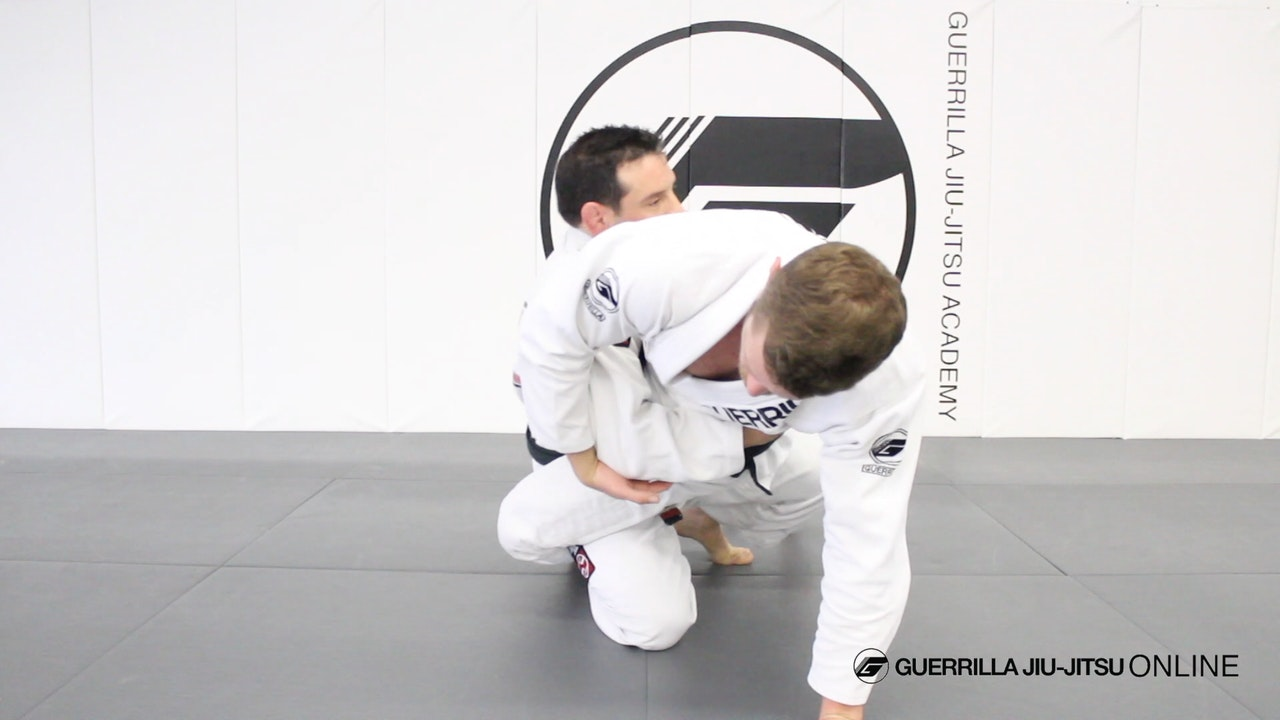 Closed Guard Sweeps